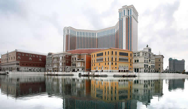 Venetian Hotel Macau